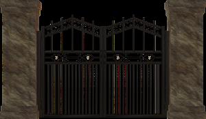 portones automaticos corredizos