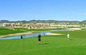 golf in Murcia Spain