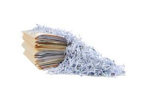 empresas de destrucción de documentos