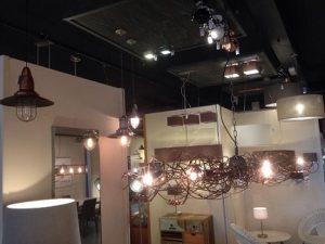 tienda de lamparas colgantes